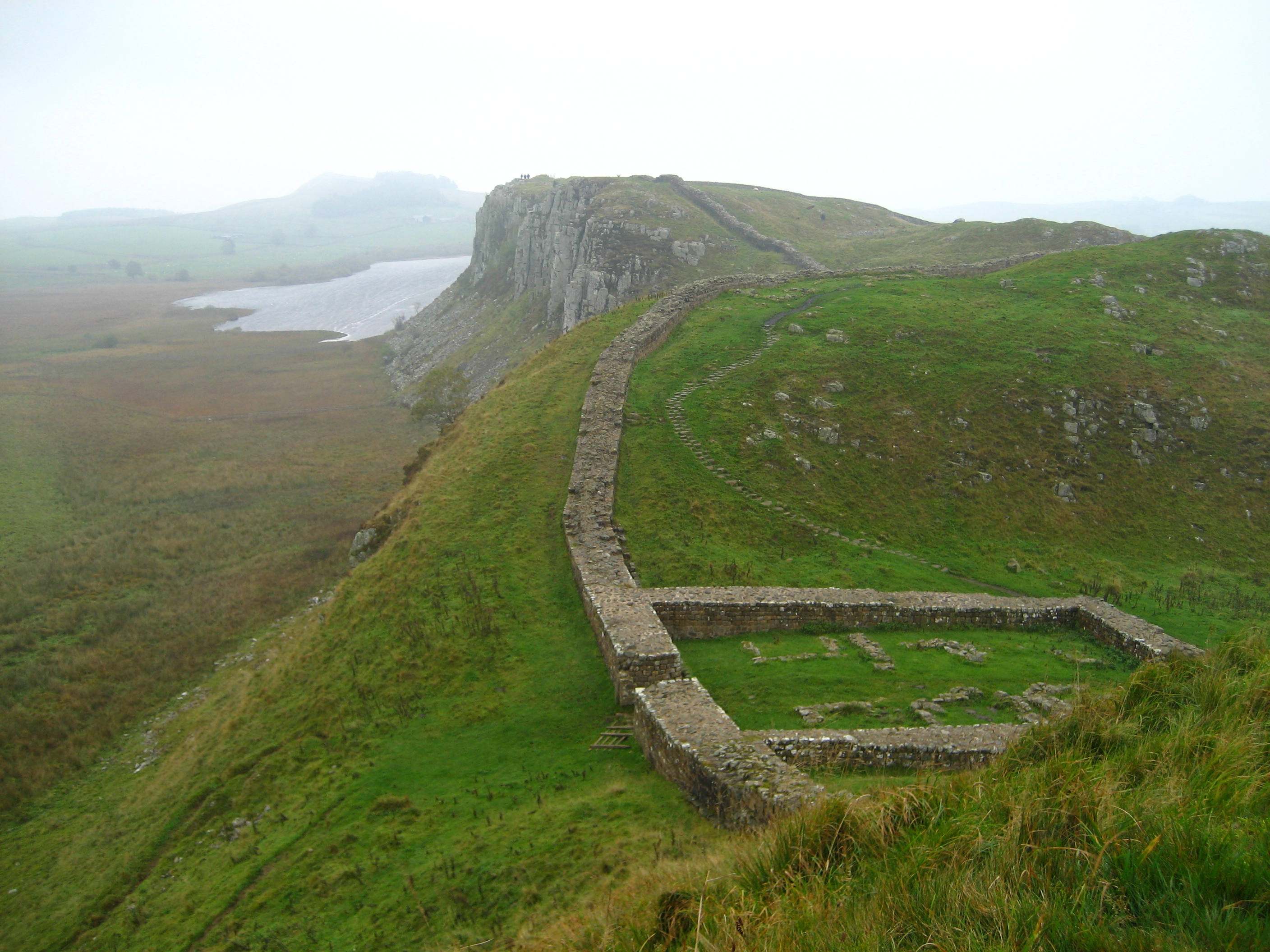 Hadrian S Wall The Crouches
